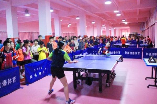 劲爆少儿教学杯乒乓球视频赛落幕小学生健美操优质季度体育图片