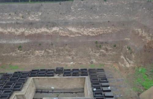 陕西发现秦景公墓,古墓庞大且是人殉,场面是如此惨烈