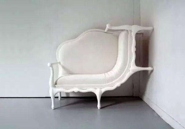 盘点设计师发明的奇葩椅子,能坐的舒服吗?