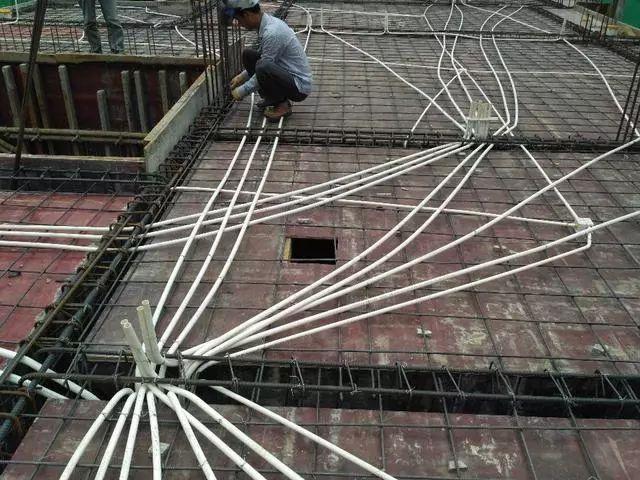 建筑水电安装板面,v板面图纸看,按图施里布局天正如何比例尺查看图纸图片