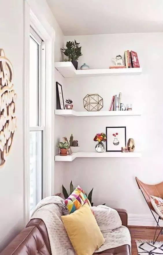 家装墙面设计隔板