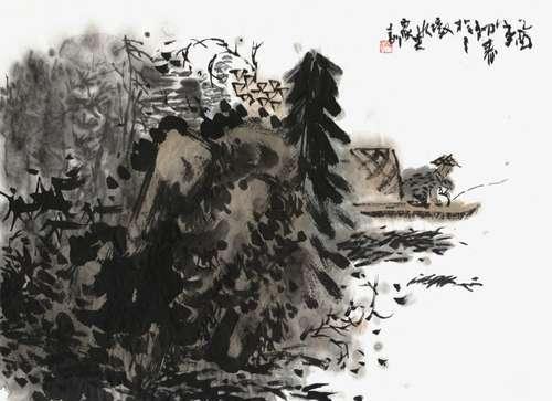 有诗有酒有高歌酒店训中国画的v酒店王家情趣马鞍山和文情趣图片