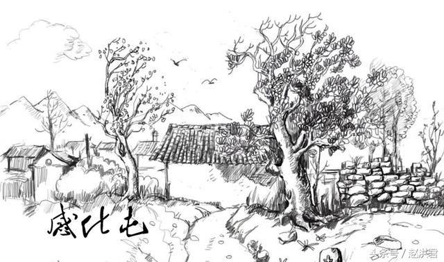 可爱的家乡--沧县旧州镇系列乡村介绍之感化屯村