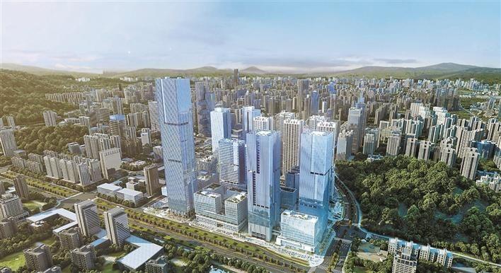 深圳市光明区建发集团领导