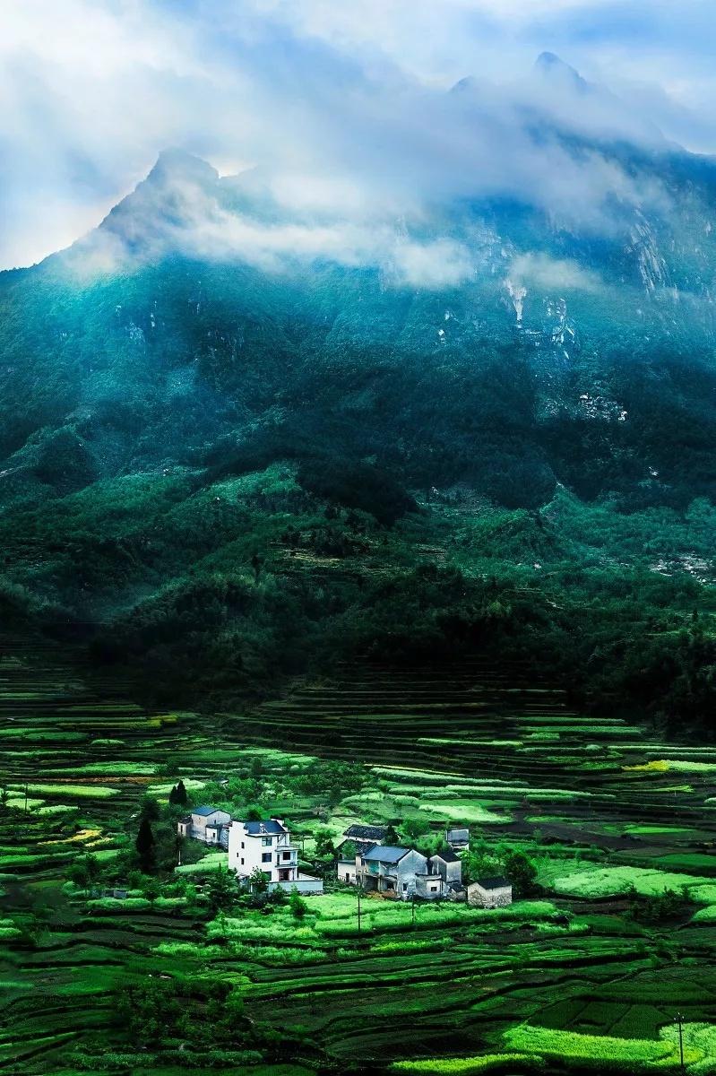 别只知道皖南川藏线了,宣城又发现一条绝美自驾路线!