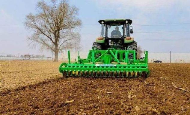 农业农村部公布上半年全国农机化发展情况