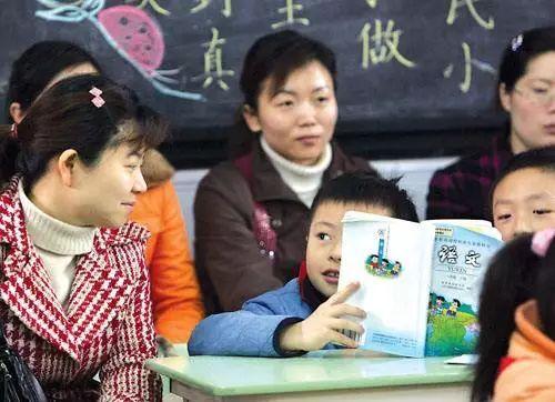 河北省严格小学一年级零起点教学