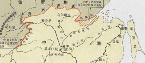清朝在尼布楚条约签订后,丢了33万的土地,康熙:沙俄真好骗