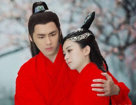 李易峰赵丽颖:在《青云志》扮演一对情人,虽然没在一起,有点虐心.图片