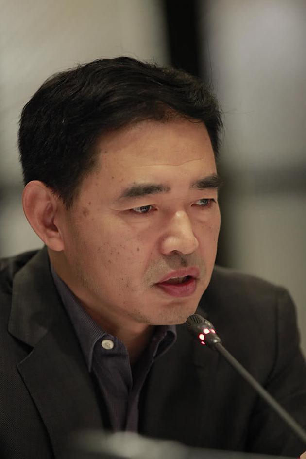 华夏房地产投融资峰会·人物 四川信托刘景峰