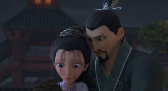 哪吒之魔童降世:哪吒告别李靖,意外成为全剧的经典,导演都意外