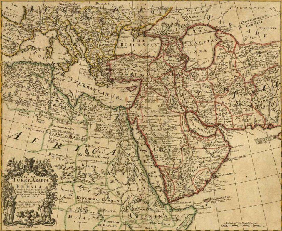 如果中东没有石油,中东地区还会发生战争吗?图片