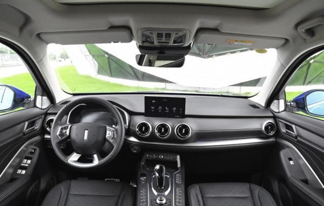 裸车15万入手WEY VV6,5个月总共12500公里,车主表示:十个字!