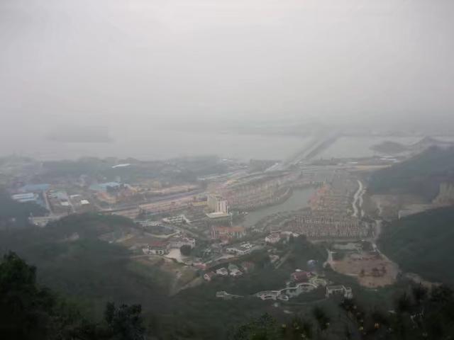 世界很大而我很小旅游广东鹤山大雁山