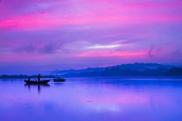 江西最美的水上公路,风景媲美千岛湖,游客对它都是赞美声