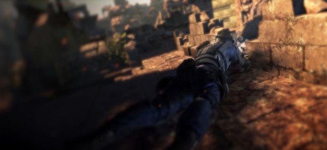 《穿越火线》长期游戏养成的习惯,出门就想切枪,键盘要斜着摆放