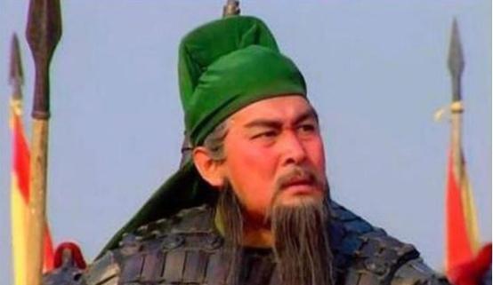 关公的绿色为啥是照片的?头巾画师:张冠李戴搞米女生民间51的图片