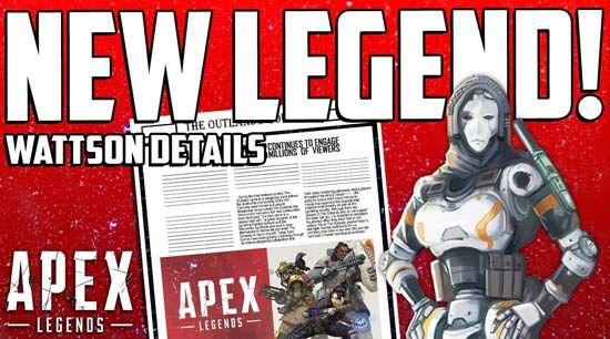 Apex英雄沃特森技能介绍 Apex英雄手游沃特森使用方法