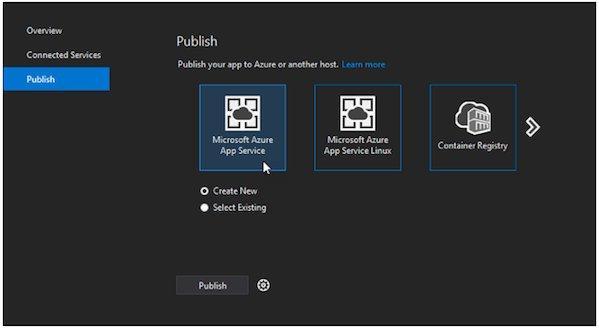 Azure和NET Core成就天作之合 6
