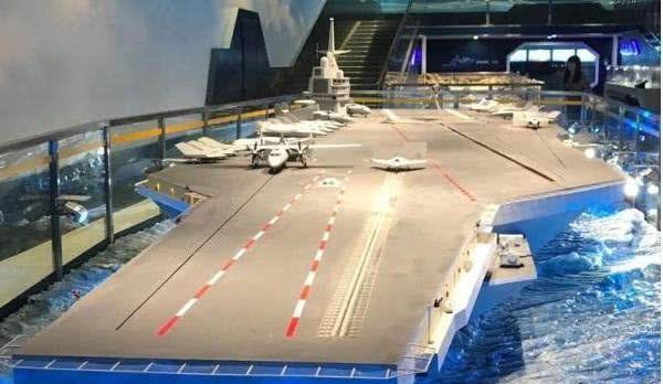 战忽局又赢了!官方首次确认核动力航母项目 正加快攻关