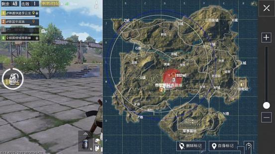 游戏 正文  在当前版本的绝地求生刺激战场海岛地图中,玩家们时不时会