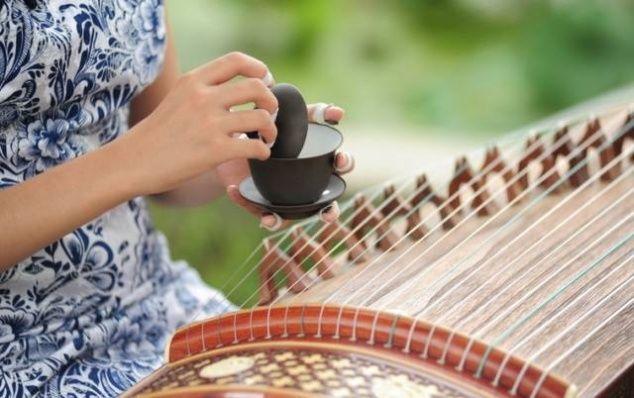 学古筝的人就像是饺子~这比喻无敌了 !