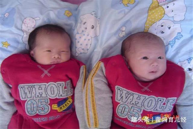 """双胞胎不是一个爸?不要怀疑抱错,可能是""""异卵双胞胎"""""""