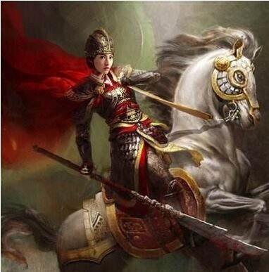 揭秘:中国古代唯一一位正史女将军是谁?