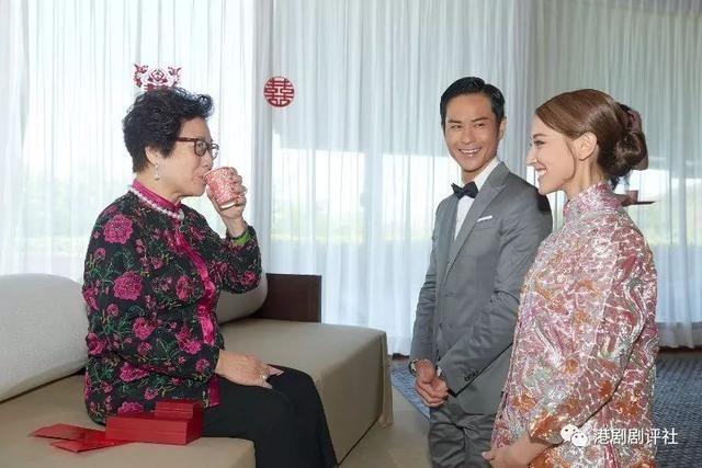 郑嘉颖陈凯琳在巴厘岛结婚 婚礼现场很感人