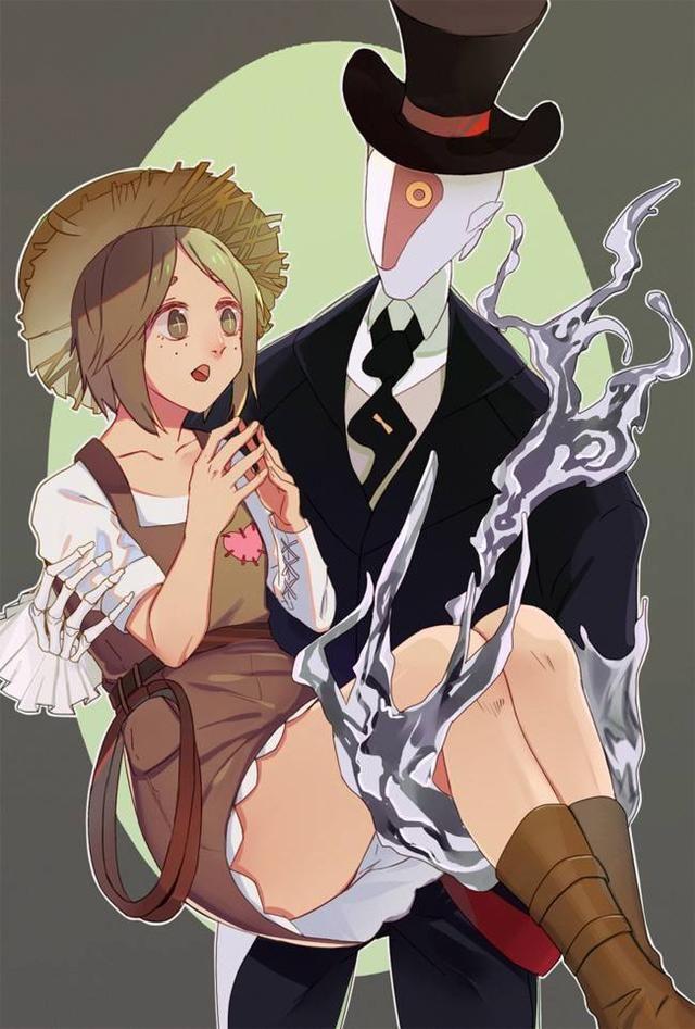 第五人格:为了让杰克公主抱,园丁小姐连这种奥义技能都用出来了