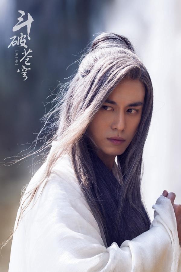 吴磊林允主演电视剧《斗破苍穹》7月即将开播,你们准备好了吗?图片