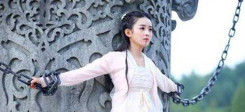 赵丽颖刘亦菲关晓彤 当红女星剧中被绑 你最心疼谁?想救谁
