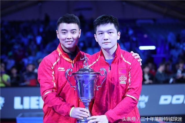 樊振东夺世界杯冠军摔拍庆祝引刘国梁训话