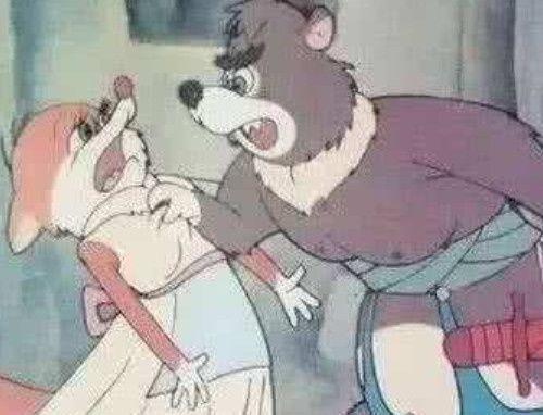 被禁播的4部动画片,特别最后一部,小孩子千万别乱看!