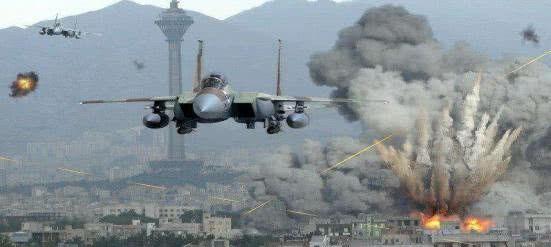 凌晨再次发起空袭,以色列不置一词,被炸的是叙军还是伊朗武装?