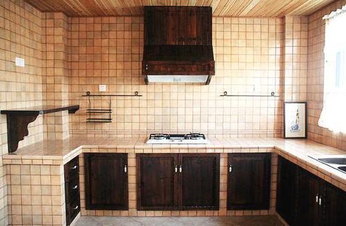橱柜选择定制、砖砌还是不锈钢的好?三者对比下看看你家装对了吗-家居窝