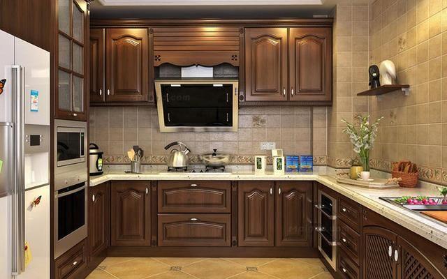 橱柜确实该这样设计,生活中很实用-家居窝