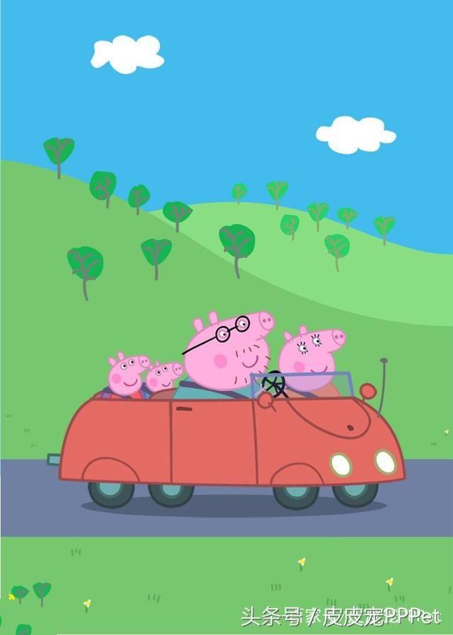 为什么大家都说小猪佩奇很社会?