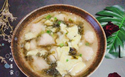 <b>天气转凉,就喜欢这碗汤,食材简单,味道可口,大人小孩都爱</b>