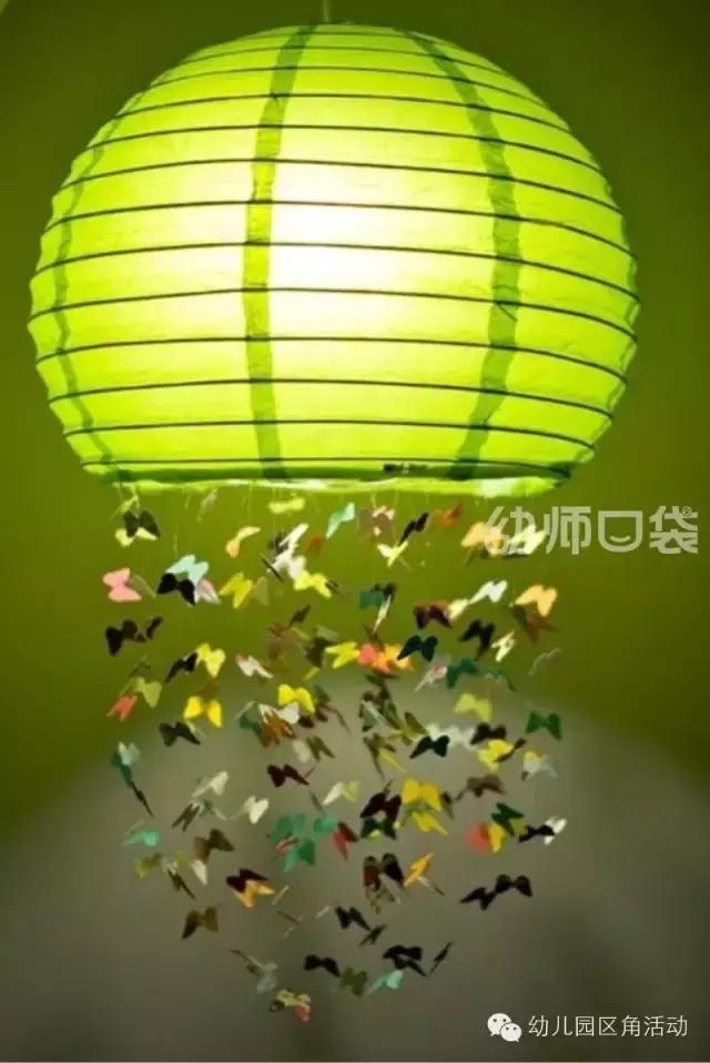 90个灯笼创意,帮你打造最美新年环创!