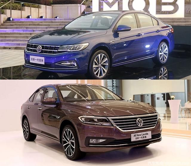 大众话题车全新宝来&朗逸plus 你会选哪款?