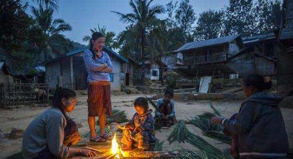 亚洲最懒的国家,30岁就开始养老,生活贫穷但满意现状