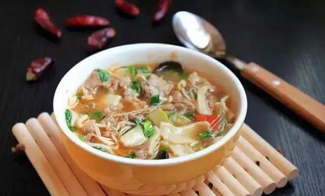 美食上的v美食--中国人的地图美食涂鸦一条街舌尖重庆附图片