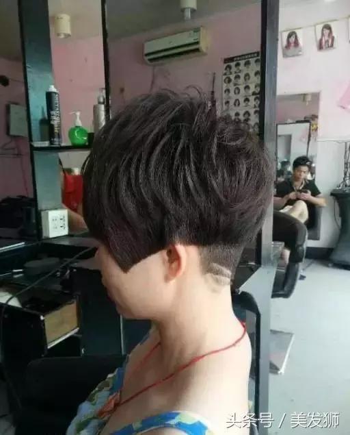 """2018流行的""""爱心头""""短发30款,每款都很时尚特潮!"""