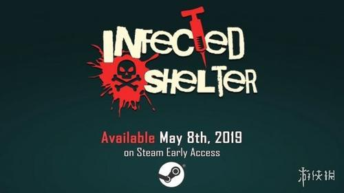 2D动作射击游戏《感染避难所》将于5月9日登陆Steam抢先体验新...