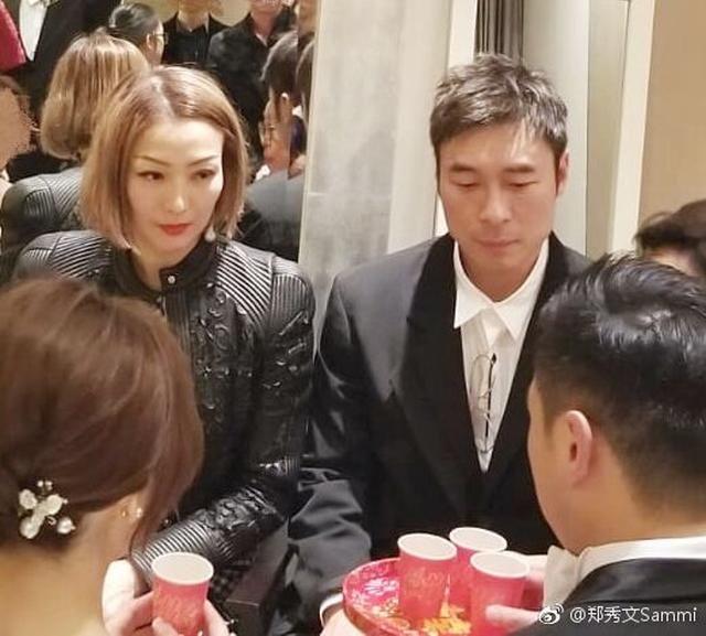 苏永康回应留言支持许志安称郑秀文回他这句话