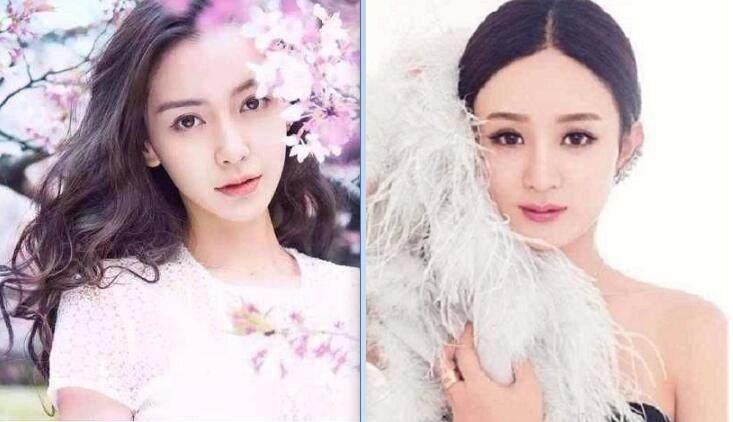 angelababy杨颖赵丽颖:双颖之争,谁才是微博女王?