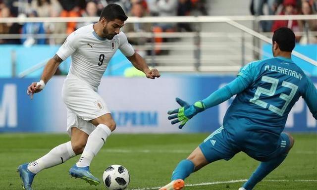 摩羯体育赛事前瞻:俄罗斯vs乌拉圭 榜首之争 俄罗斯欲
