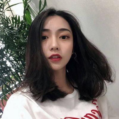 头像美女真实点的美女照片好看高清中国四图片