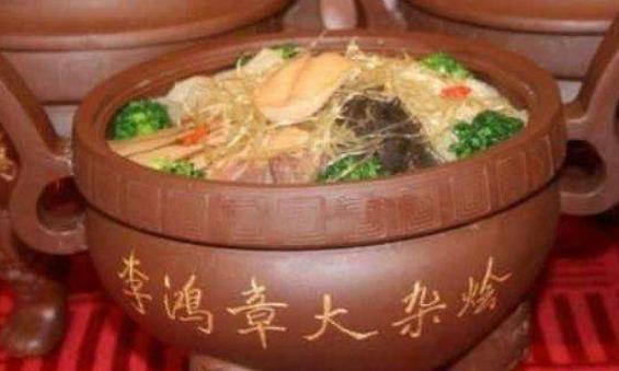 李鸿章请外国人吃中餐菜却不够吃, 灵机一动发